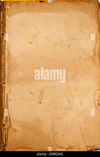 1800s Antique Vintage Parchment Paper Tan Brown Background - Stock-Bilder