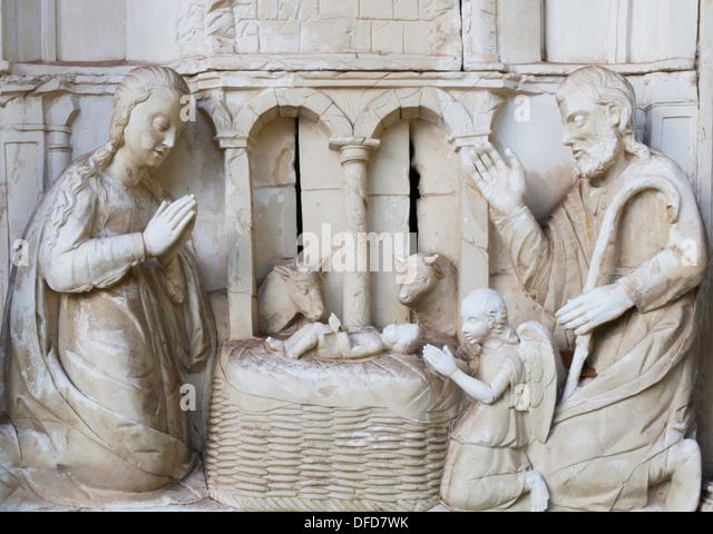Nativity scene stock photos images