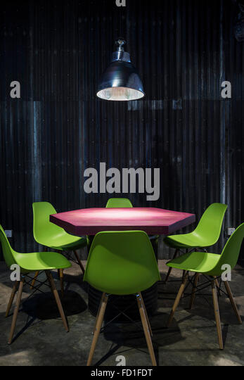Minimal stock photos minimal stock images alamy for Minimal table design