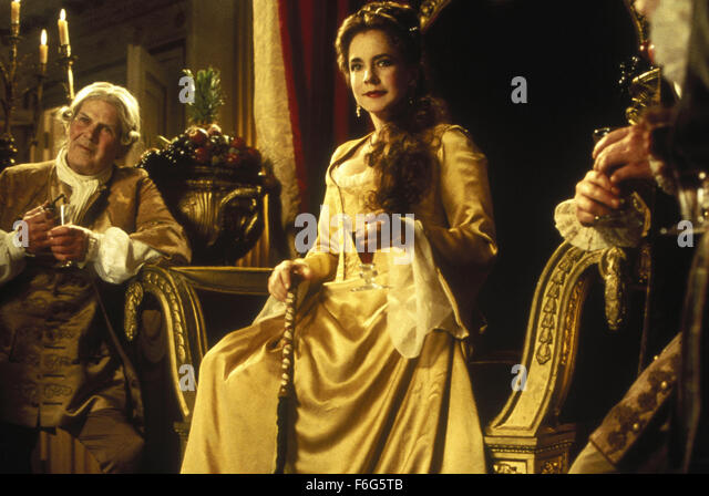 Jun 14, 1996; , Cornwall, UK; Actress STOCKARD CHANNING as Mrs. Allworthy in the Pen Densham directed history drama, - Stock Image