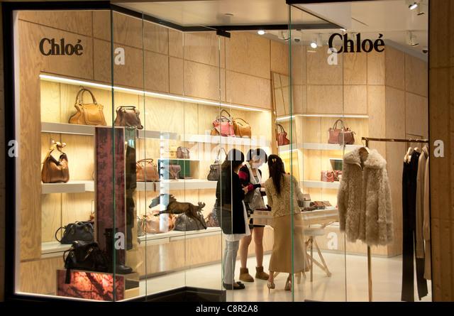 Chloe clothing store
