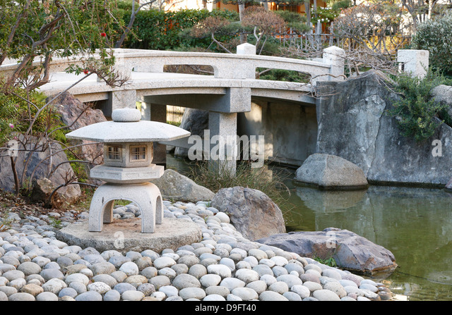 Japanese stock photos japanese stock images alamy for Japanese garden stones