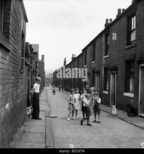 Streets In 1950s Stock Photos Amp Streets In 1950s Stock Images Alamy