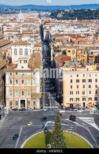 Corso venezia stock photos corso venezia stock images for Corner via del corso roma