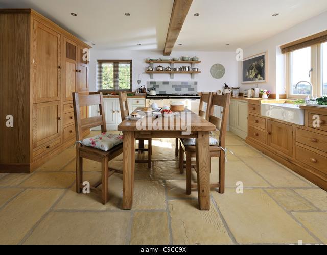 Country Kitchen Aga Stock Photos Country Kitchen Aga Stock Images Alamy