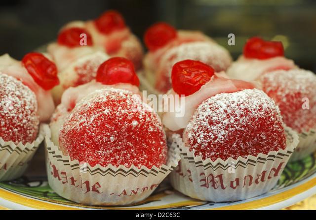 Sicilian Pastry Shop Cakes