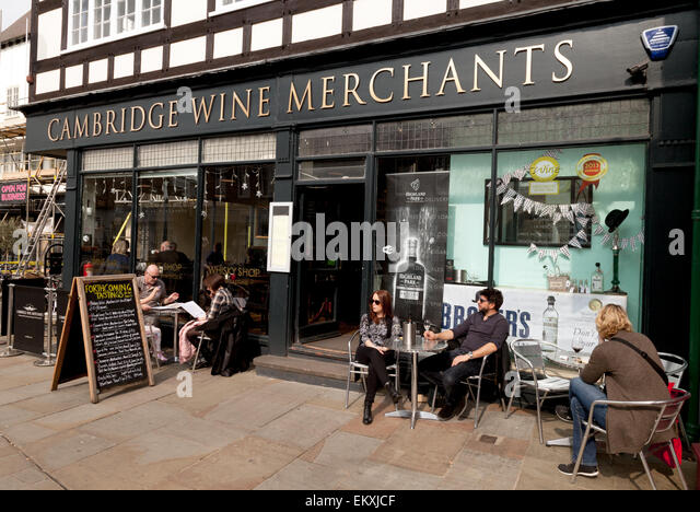 Wine Merchants Birmingham City Centre