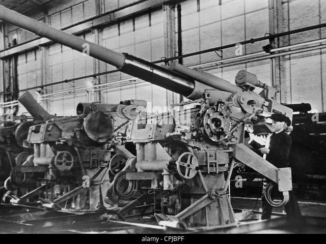 German armament industry in WWII, 1942 - Stock-Bilder