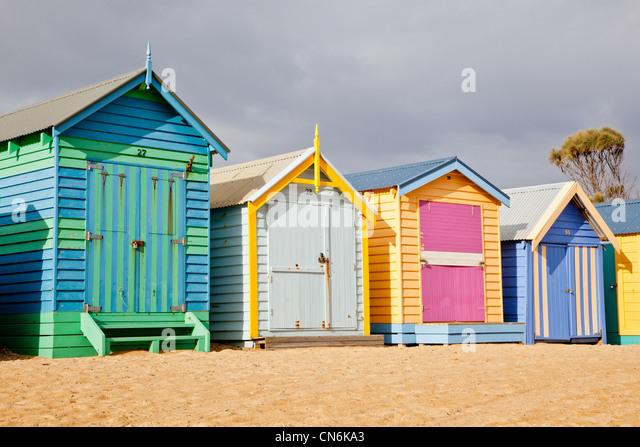 how to get to brighton beach huts