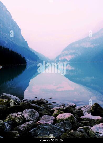 Lake Louise - Stock Image