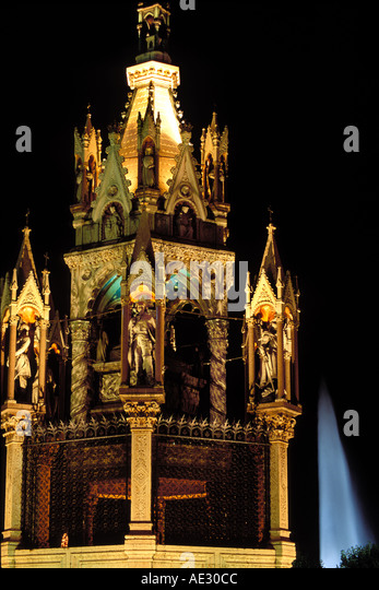 Switzerland, Geneva, Tomb of the Duke of Brunswick - Stock Image