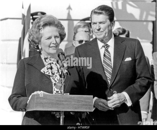 The changes that margaret thatcher brought on great england