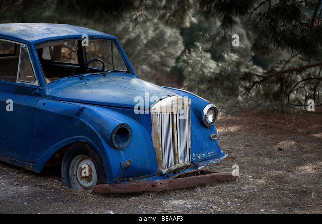 old car - Stock Image