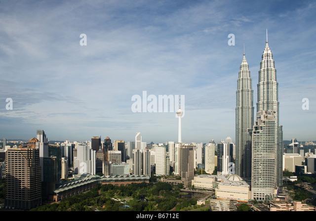 Kuala lumpur malaysia - Stock Image