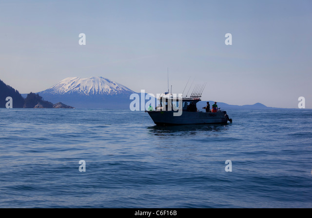 Talon lodge sitka alaska stock photos talon lodge sitka for Sitka fishing lodges
