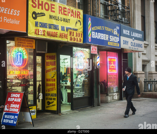 Shoe Repair Mongkok