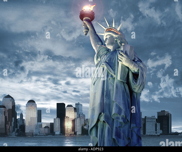 USA - NEW YORK: Travel Concept - Stock-Bilder