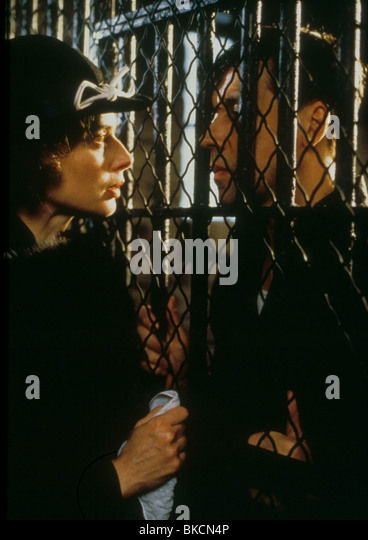 CRIME OF THE CENTURY (TVM) (1996) ISABELLA ROSSELLINI, STEPHEN REA CTC 004 - Stock Image