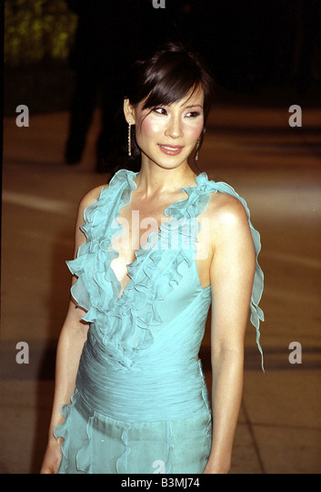 LUCY LIU  US film actress in 2004 - Stock Image