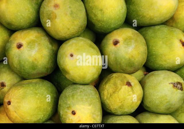 Close-up of mangoes - Stock-Bilder