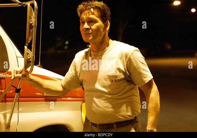 11.14 Year : 2004 Director : Greg Marcks Patrick Swayze - Stock Image