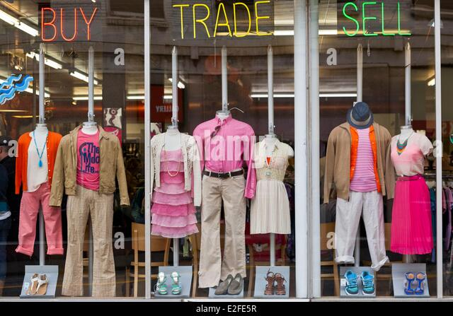 Clothing stores portland oregon