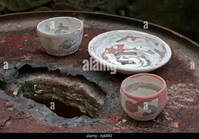 how to build a kiln for ceramics