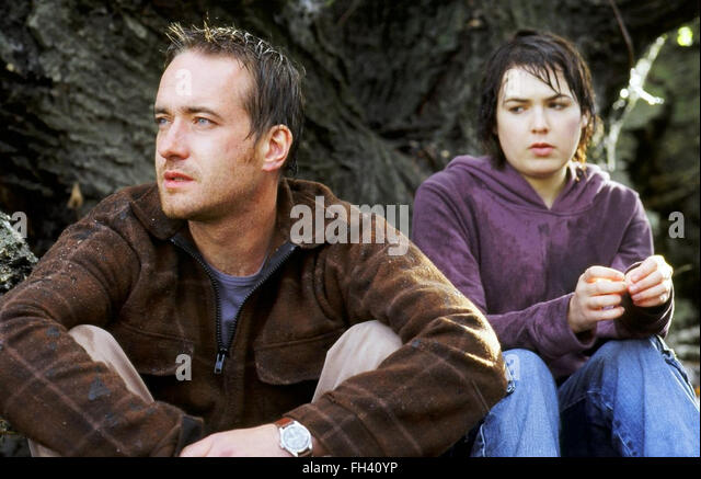 In My Father's Den is a 2004 New Zealand film written and directed by Brad McGann and starring Matthew Macfadyen - Stock Image