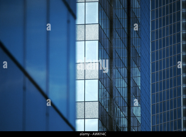Buildings' facades, close-up - Stock-Bilder