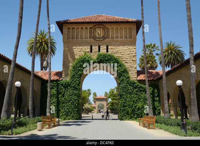 Stanford University Campus Stock Photos & Stanford ...