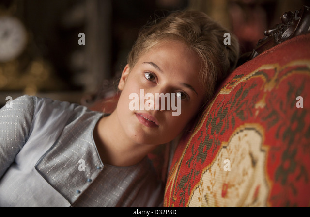 Anna Karenina - Stock Image