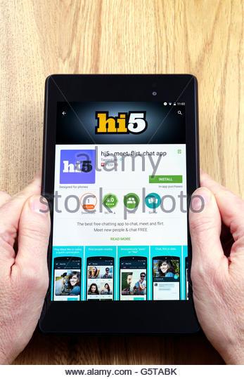 hi five dating app