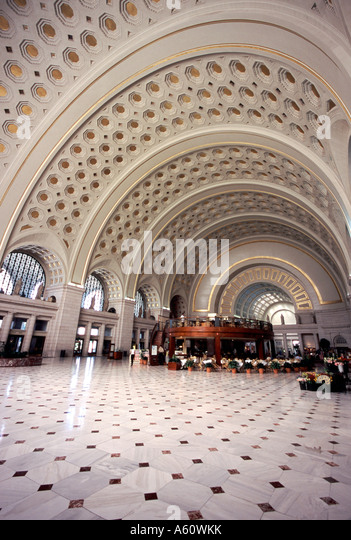 Union Station, Washington, D.C. - Stock Image
