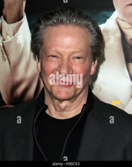 Los Angeles, California, USA. 9th Jan, 2017. Replace with Chris Cooper. Live By Night World Premiere held at the - Stock-Bilder