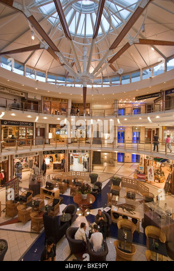 south africa cape town,Victoria Albert waterfront, shopping mall - Stock Image