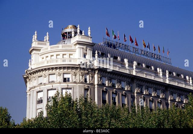 Nh Hotel Madrid Stock Photos Nh Hotel Madrid Stock