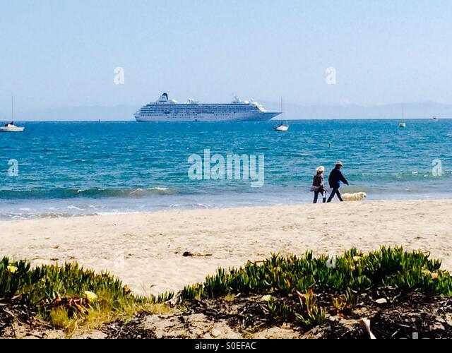 Santa Barbara California Cruise Stock Photos Amp Santa