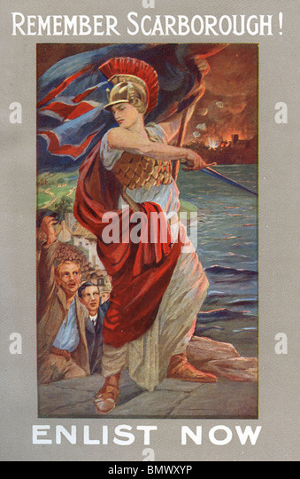 Military Campaign, Published by the Parliamentary Recruiting Committee - Stock Image