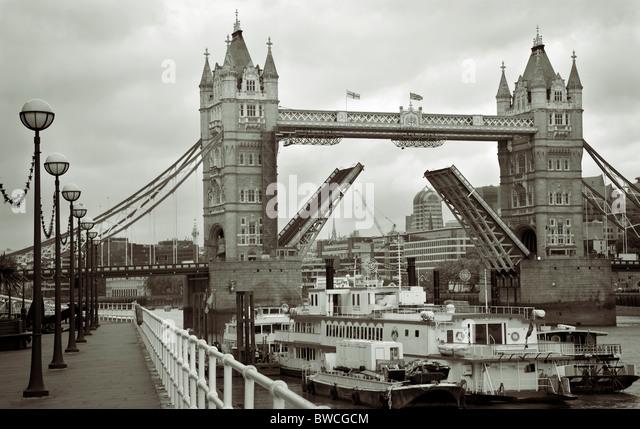 Design museum london butlers stock photos