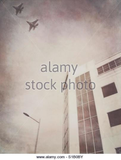 The Jets' - Stock Image