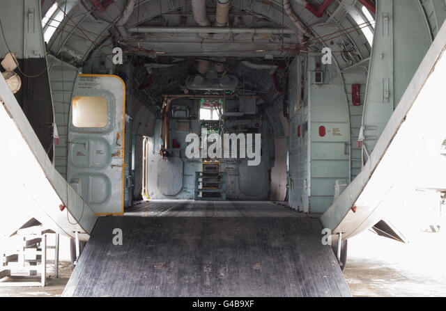 Cargo Plane Interior Stock Photos & Cargo Plane Interior ...