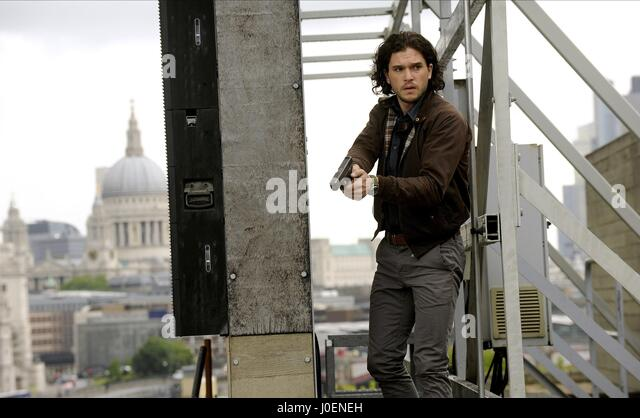 KIT HARINGTON SPOOKS: THE GREATER GOOD (2015) - Stock Image