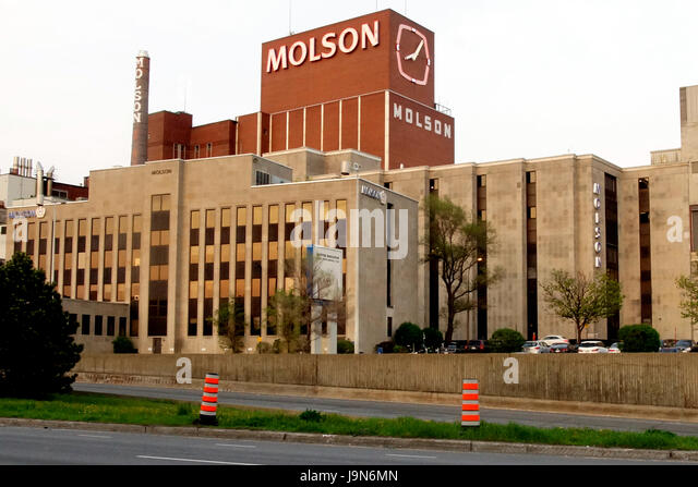 Borsod Brewery Mail: Molson Coors Brewery Stock Photos & Molson Coors Brewery