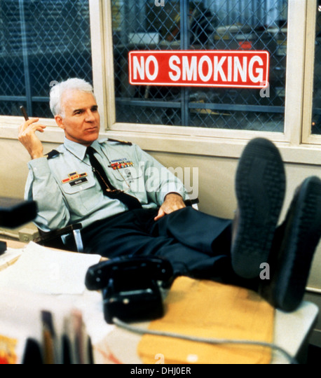 SGT BILKO (1996) STEVE MARTIN JONATHAN LYNN (DIR) 009 MOVIESTORE COLLECTION LTD - Stock Image