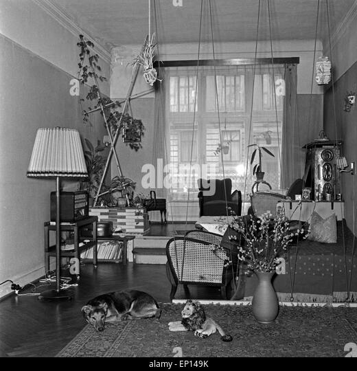 1950s tv room stock photos 1950s tv room stock images for Wohnzimmer 60 jahre