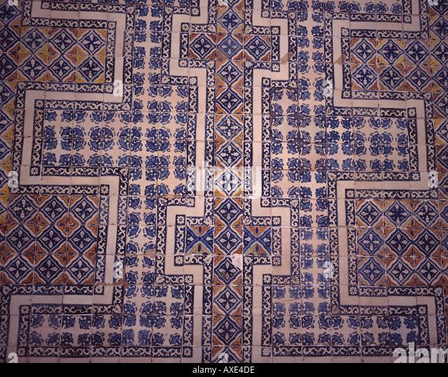 Los azulejos stock photos los azulejos stock images alamy for Casa de los azulejos sanborns