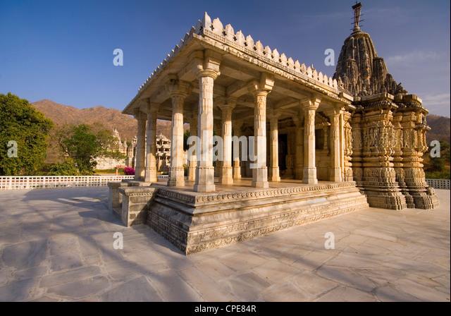 Sun Temple, Ranakpur, Rajasthan, India, Asia - Stock-Bilder