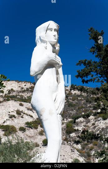 Venus And Adonis Statue Aphrodite Adoni...