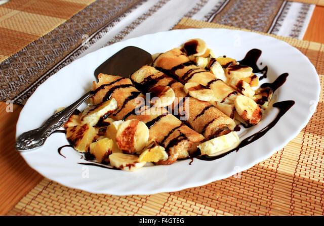 banana and dark chocolate waffles banana and dark chocolate waffles ...