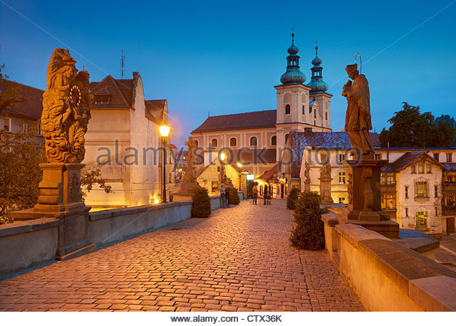 Klodzko (city south-western Poland), in the region of Lower Silesia, Poland, Europe - Stock Image